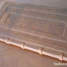 Libros de segunda mano: LAS CRÓNICAS DE JERUSALÉN ABREVIADAS, S. XV, EN PERGAMINO NATURAL (5*+). Lote 152622806