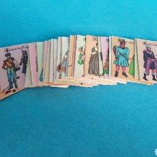 Libros de segunda mano: LOTE DE 30 PLIEGOS O LIBRILLOS OBSEQUIO TABACO LA MASCOTA SERIE 2 HISTORIA DEL TRAJE. Lote 152751006