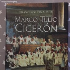 Libros de segunda mano - MARCO TULIO CICERON, Francisco Pina Polo Ariel, 1 Edicion - 154045314