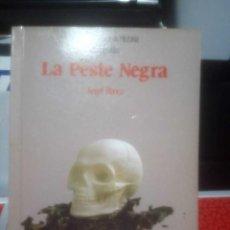 Libros de segunda mano - la peste negra,anaya,historia - 154060314