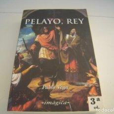 Libros de segunda mano: PELAYO REY. Lote 154402226