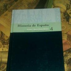 Libros de segunda mano: HISTORIA DE ESPAÑA - PLENA Y BAJA EDAD MEDIA.. Lote 154466922