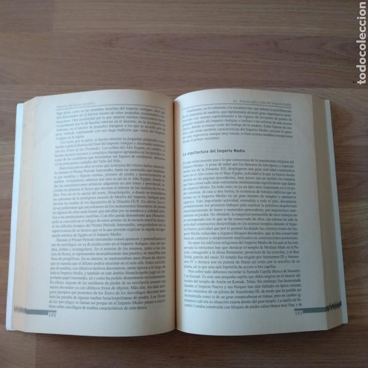 Libros de segunda mano: Historia del Egipto Faraónico. Josep Padró. - Foto 3 - 155250352
