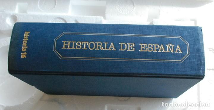 Libros de segunda mano: TOMO Historia 16 - Historia de España. La España antigua.De Altamira a Sagunto AÑO 1990 - Foto 2 - 155866054