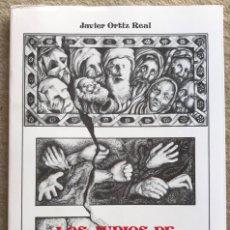 Libros de segunda mano: LOS JUDIOS DE CANTABRIA EN LA BAJA EDAD MEDIA - JAVIER ORTIZ REAL - TORRELAVEGA, 1985. Lote 155921146