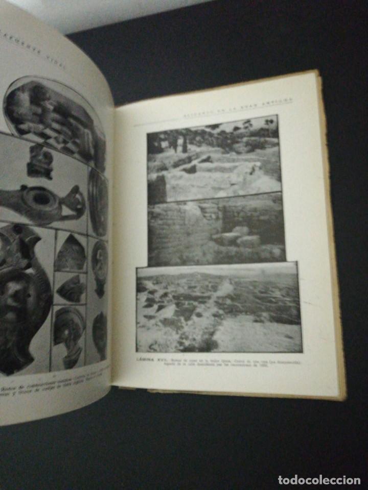 Libros de segunda mano: José lafuente vidal, Alicante en la edad antigua - Foto 3 - 156006418