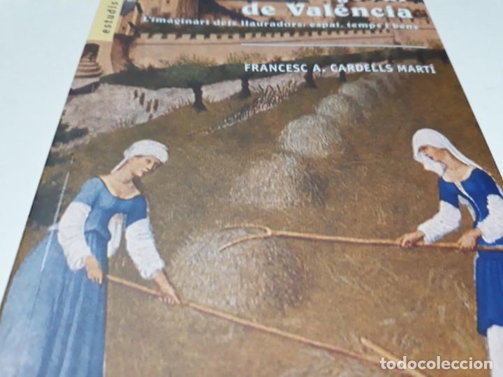 Libros de segunda mano: Somis i realitats de lhorta migeval de Valéncia Limaginari dels llauradors: espai, temps i bens - Foto 3 - 156549338