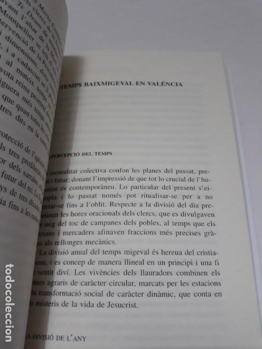 Libros de segunda mano: Somis i realitats de lhorta migeval de Valéncia Limaginari dels llauradors: espai, temps i bens - Foto 8 - 156549338