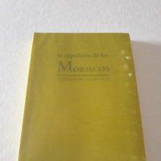 Libros de segunda mano: LA EXPULSIÓN DE LOS MORISCOS VALENCIA Y RESTO DE ESPAÑA EDITADO EN 1997 POR BANCAJA. Lote 156551342