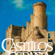 Libros de segunda mano: CASTILLO DE ESPAÑA Y SUS FANTASMAS (FEDRNANDO DIAZ PLAJA), VER INDICE DE CONTENIDOS. Lote 156622114