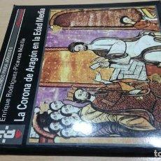 Libros de segunda mano: LA CORONA DE ARAGON EN LA EDAD MEDIA/ ENRIQUE RODRIGUEZ PICAVEA/ AKAL . CAMBRIDGE -HISTORIA DE. Lote 157110302