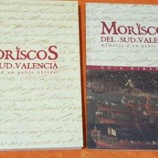 Libros de segunda mano: MORISCOS DEL SUD.VALENCIA. Lote 157941917