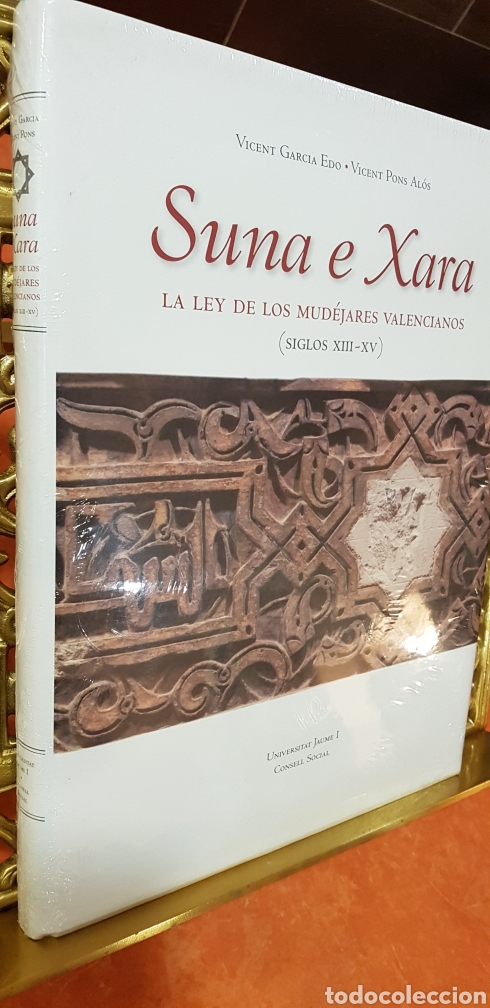 Libros de segunda mano: SUNA E XARA,ley de los mudejares valencianos - Foto 3 - 158314612
