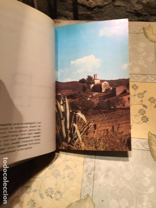 Libros de segunda mano: Antiguo libro l'església romànica de Sant Ponç de Corbera Segle XI año 1974 - Foto 3 - 158448542