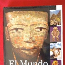 Libros de segunda mano: EL MUNDO PRECOLOMBINO OCEANO 2002 . Lote 158460594