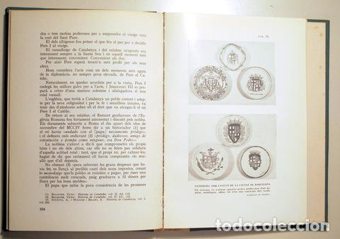 Libros de segunda mano: BASSA I ARMENGOL, Manuel - ORIGEN DE L'ESCUT CATALÀ. Estudi històrica - Barcelona 1961 - Il·lustrat - Foto 2 - 159332453