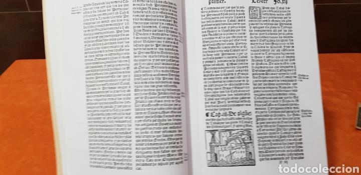 Libros de segunda mano: CRONIQUES DE VALENCIA,facsimil - Foto 4 - 160106717