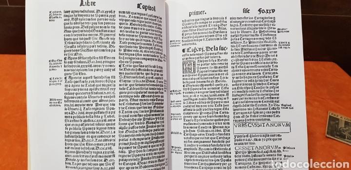 Libros de segunda mano: CRONIQUES DE VALENCIA,facsimil - Foto 5 - 160106717