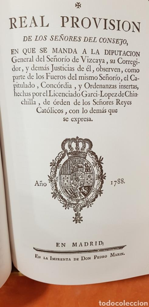 Libros de segunda mano: PROVIDENCIAS DEL CONSEJO,1788,facsimil. - Foto 11 - 160783738