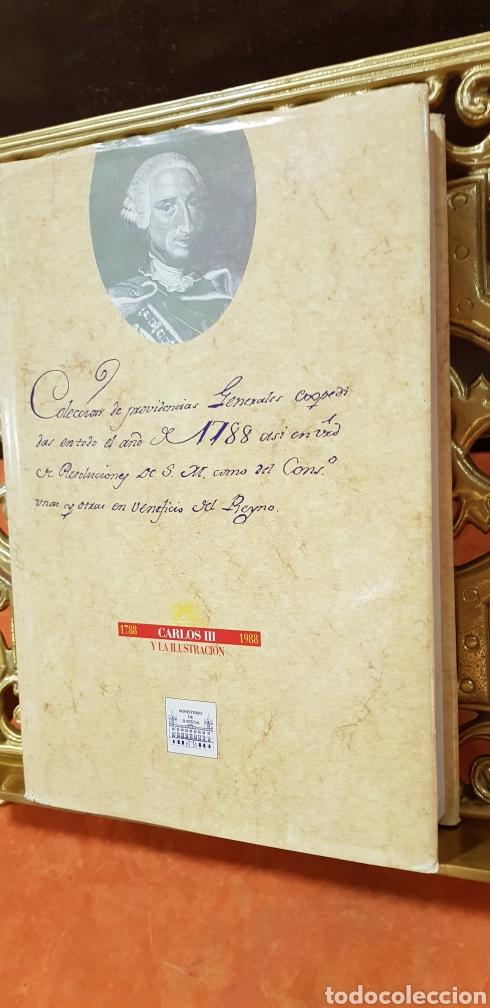 Libros de segunda mano: PROVIDENCIAS DEL CONSEJO,1788,facsimil. - Foto 18 - 160783738