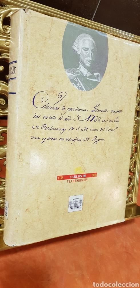 Libros de segunda mano: PROVIDENCIAS DEL CONSEJO,1788,facsimil. - Foto 19 - 160783738