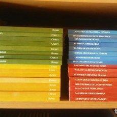 Libros de segunda mano: COLECCIÓN EDAD MEDIA ED. OSPREY 32 LIBROS. Lote 161267170