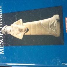 Libros de segunda mano: HISTORIA DE LA HUMANIDAD- MESOPOTAMIA - FEDERICO LARA PEINADO. Lote 161489222