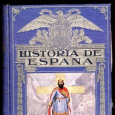 Libros de segunda mano: HISTORIA DE ESPAÑA - EDITORIAL RAMON SOPENA (BARCELONA). Lote 161932153