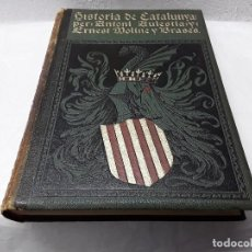 Libros de segunda mano: HISTORIA DE CATALUNYA. Lote 162681086