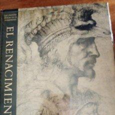 Libros de segunda mano: EL RENACIMIENTO: GRANDES ÉPOCAS DE LA HUMANIDAD.. Lote 163444398