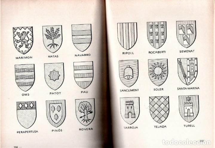 Libros de segunda mano: LIBRO,HISTORIA DEL TEMPLE CATALAN,AÑO 1966,CABALLEROS TEMPLARIOS EN CATALUÑA,RARO DE CONSEGUIR - Foto 3 - 165093938
