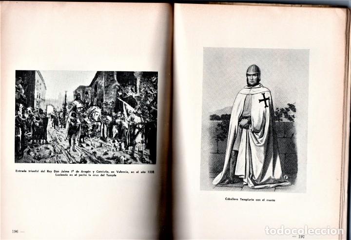 Libros de segunda mano: LIBRO,HISTORIA DEL TEMPLE CATALAN,AÑO 1966,CABALLEROS TEMPLARIOS EN CATALUÑA,RARO DE CONSEGUIR - Foto 2 - 165093938