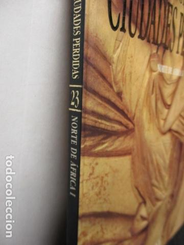 Libros de segunda mano: ARQUEOLOGÍA DE CIUDADES PERDIDAS, Nº 23 : NORTE DE AFRICA I - MUY BUEN ESTADO. - Foto 4 - 165312446