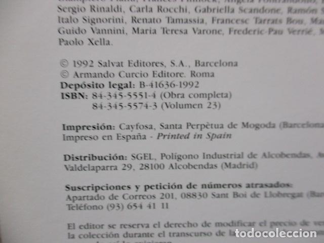 Libros de segunda mano: ARQUEOLOGÍA DE CIUDADES PERDIDAS, Nº 23 : NORTE DE AFRICA I - MUY BUEN ESTADO. - Foto 6 - 165312446