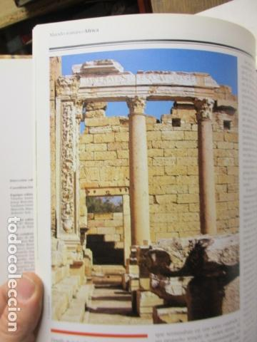 Libros de segunda mano: ARQUEOLOGÍA DE CIUDADES PERDIDAS, Nº 23 : NORTE DE AFRICA I - MUY BUEN ESTADO. - Foto 9 - 165312446