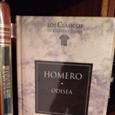 Libros de segunda mano: HOMERO. ODISEA. Lote 165974468