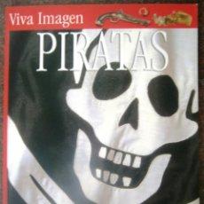Libri di seconda mano: VIVA IMAGEN - PIRATAS - PEARSON ALHAMBRA. COLABORACIÓN: THE NATIONAL MARITIME MUSEUM.. Lote 168209916