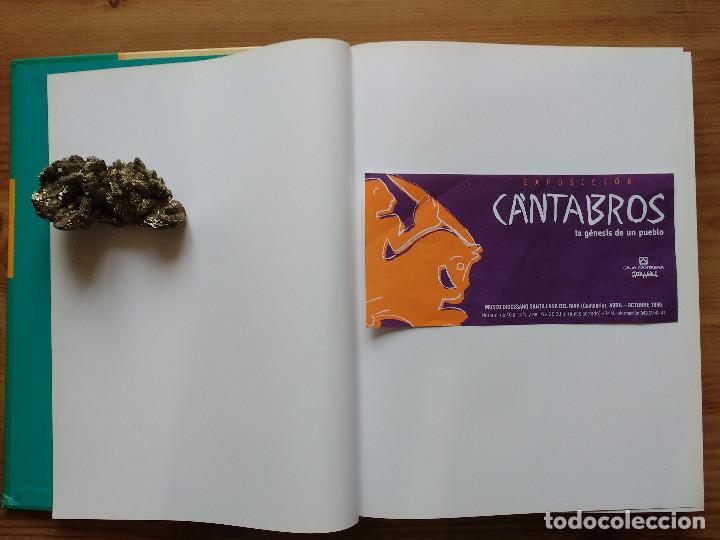 Libros de segunda mano: CANTABROS LA GENESIS DE UN PUEBLO - Foto 3 - 168378500