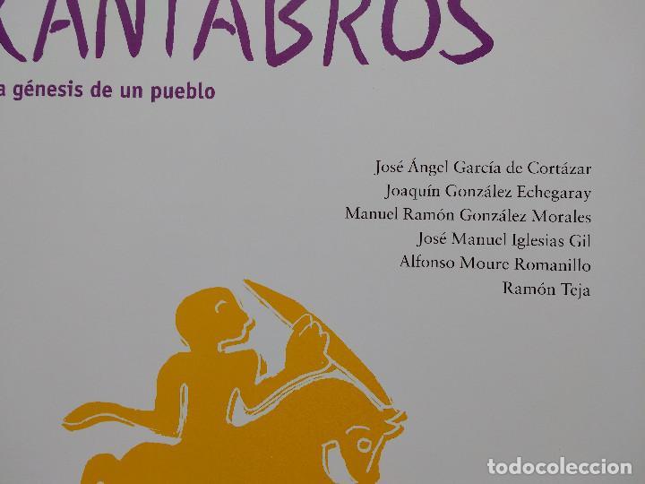 Libros de segunda mano: CANTABROS LA GENESIS DE UN PUEBLO - Foto 6 - 168378500