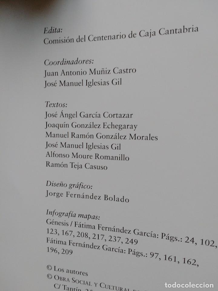 Libros de segunda mano: CANTABROS LA GENESIS DE UN PUEBLO - Foto 7 - 168378500