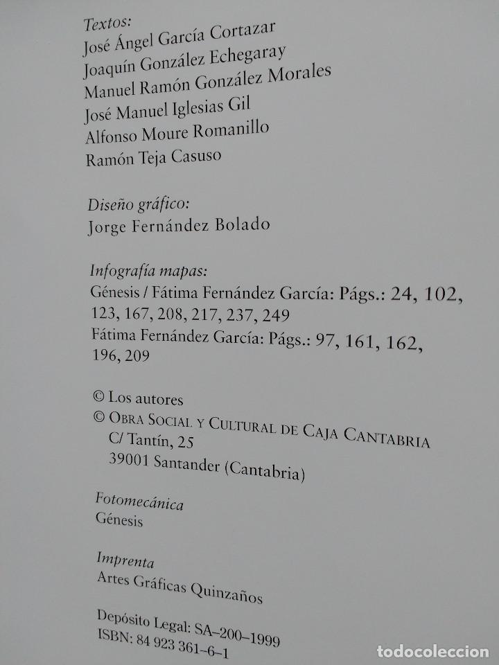 Libros de segunda mano: CANTABROS LA GENESIS DE UN PUEBLO - Foto 8 - 168378500