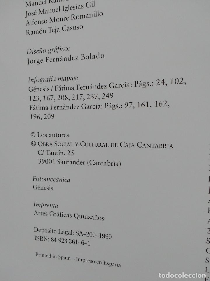 Libros de segunda mano: CANTABROS LA GENESIS DE UN PUEBLO - Foto 9 - 168378500