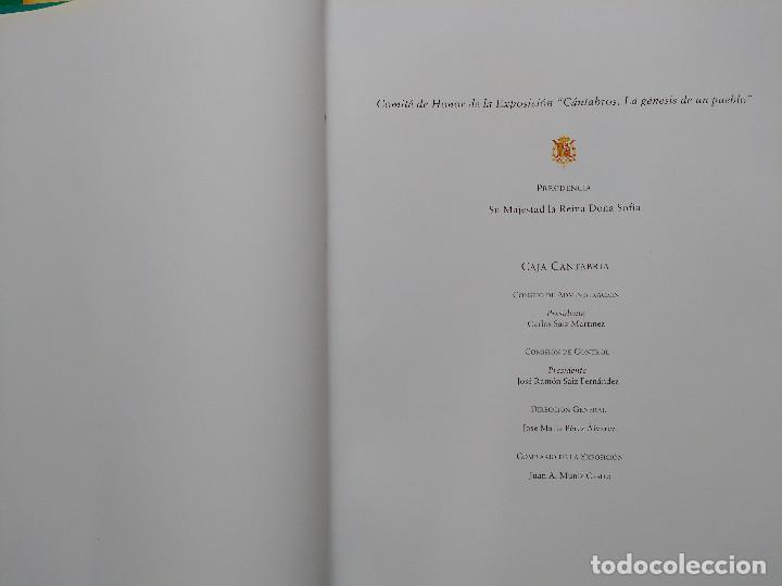 Libros de segunda mano: CANTABROS LA GENESIS DE UN PUEBLO - Foto 10 - 168378500