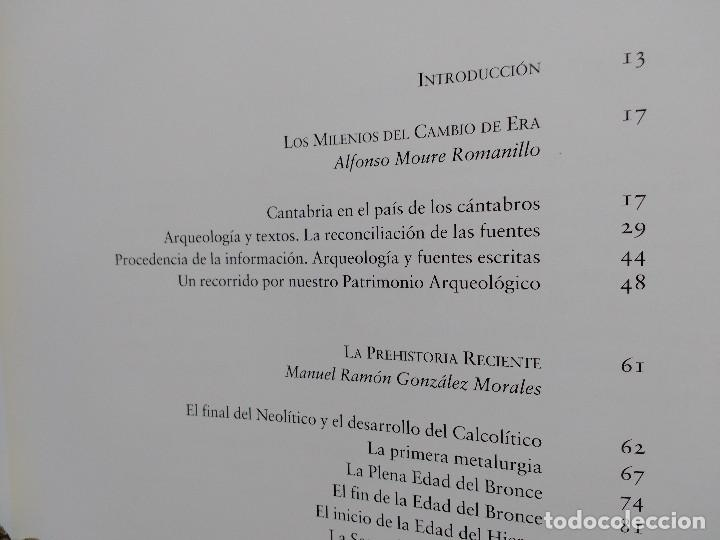 Libros de segunda mano: CANTABROS LA GENESIS DE UN PUEBLO - Foto 11 - 168378500