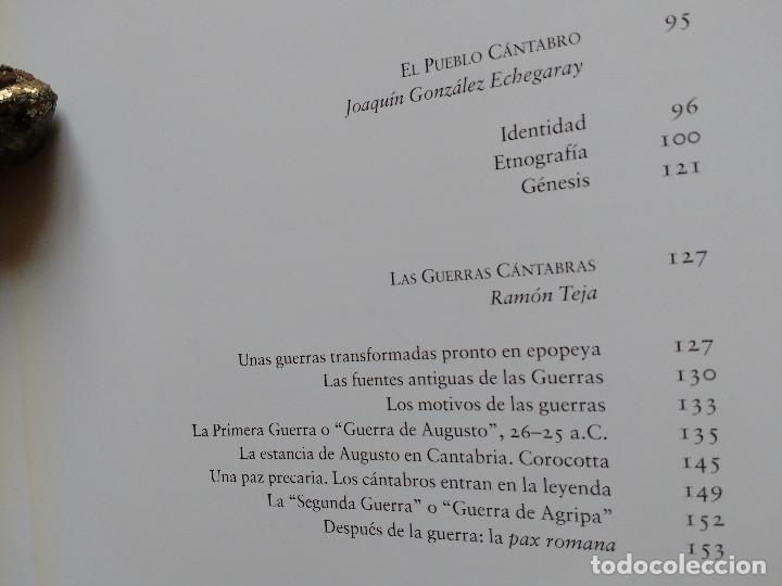 Libros de segunda mano: CANTABROS LA GENESIS DE UN PUEBLO - Foto 13 - 168378500