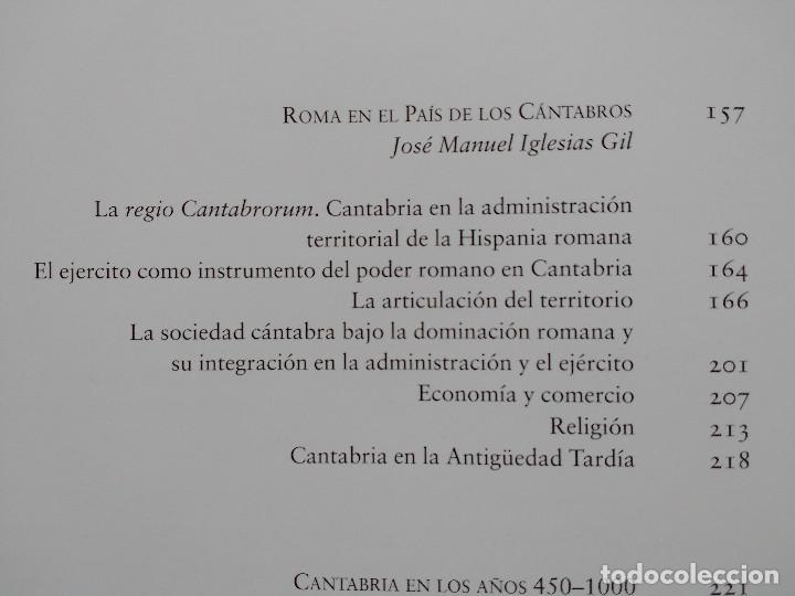 Libros de segunda mano: CANTABROS LA GENESIS DE UN PUEBLO - Foto 14 - 168378500