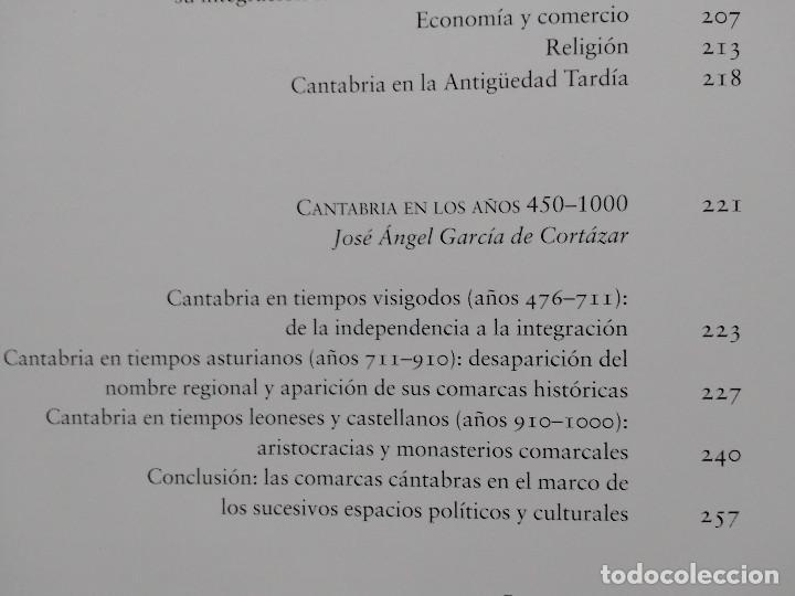 Libros de segunda mano: CANTABROS LA GENESIS DE UN PUEBLO - Foto 15 - 168378500