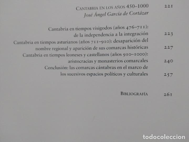 Libros de segunda mano: CANTABROS LA GENESIS DE UN PUEBLO - Foto 16 - 168378500
