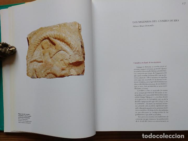 Libros de segunda mano: CANTABROS LA GENESIS DE UN PUEBLO - Foto 17 - 168378500