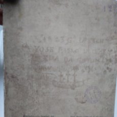 Libros de segunda mano: GUTUNLIBURUA. JOSE PABLO DE ULIBARRI Y GALÍNDEZ. REPRODUCCION FACSIMIL. ALAVA 1975.. Lote 168628601